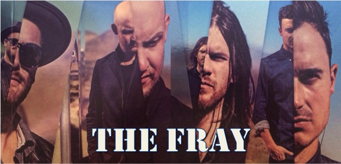 TheFray.fr le premier site français dédié au groupe The Fray