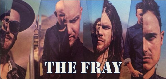 TheFray.fr le premier site français dédié au groupe The Fray